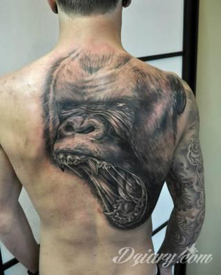 Wzory Tatuaży Na Plecach Inspiracje Z Kategorii Tatuaże Na Plecach