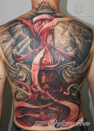 Wzory Tatuaży Na Plecach Inspiracje Z Kategorii Tatuaże