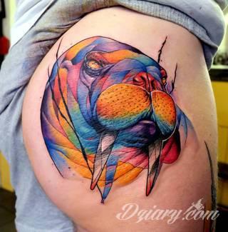 Wzory Tatuaży Na Pośladkach Inspiracje Z Kategorii
