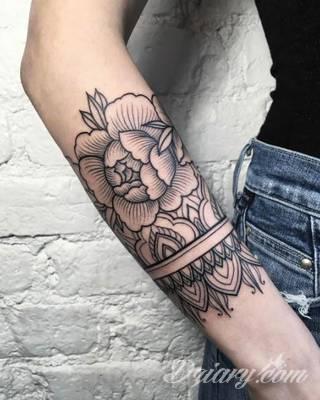 Wzory Tatuaży Opaski Inspiracje Z Kategorii Tatuaże Opaski
