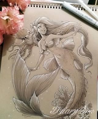Tatuaż nie tylko dla miłośników morza i marynistyki. Ośmiornice na tatuażach przyjmują nadzwyczaj fantazyjne kształty, które zaskakują różnorodnością, a swoimi mackami ciekawie oplatają poszczególne fragmenty ludzkiego ciała.