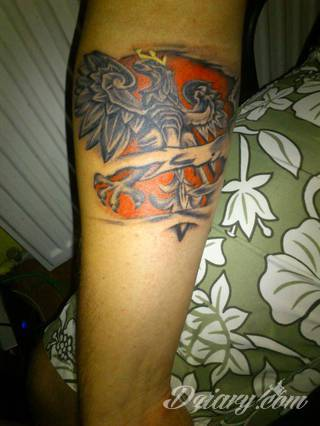Tatuaże Patriotyczne Wzory I Galeria Tatuaży