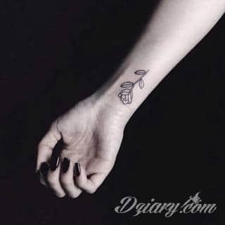 Wzory Tatuaży Róże Inspiracje Z Kategorii Tatuaże Róże