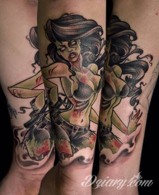 Tatuaże Intymne Wzory I Galeria Tatuaży