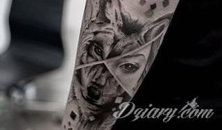 Tatuaże Wilk Wzory I Galeria Tatuaży