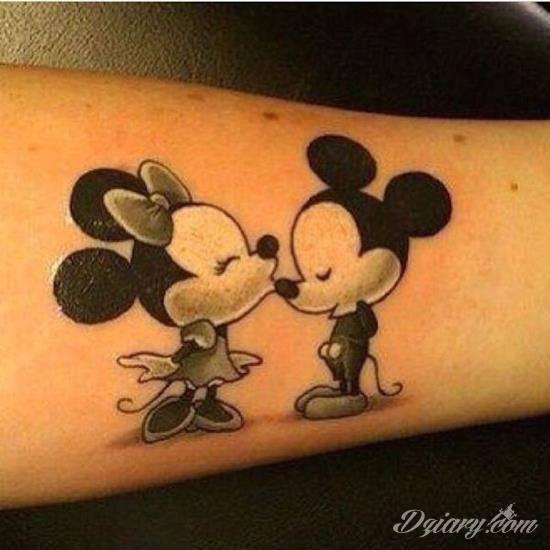 Wzory Tatuaży Disney Inspiracje Z Kategorii Tatuaże Disney
