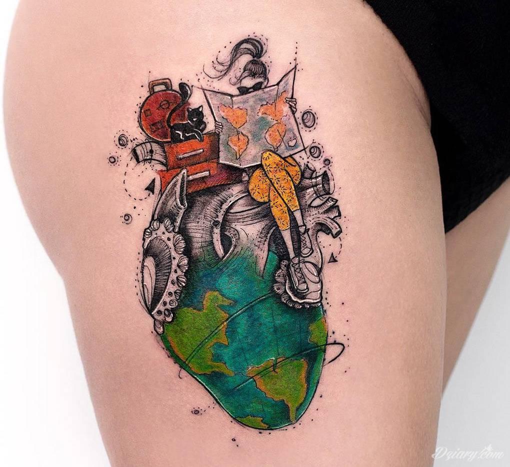 Damskie tatuaże. Najciekawsze wzory tatuaży dla kobiet. Delikatne i subtelne, ale też zadziorne, podkreślające charakter. Kobiece tatuaże ze smakiem i o niebanalnej formie graficznej pozwalające na ekspozycję w dowolnym miejscu ciała.