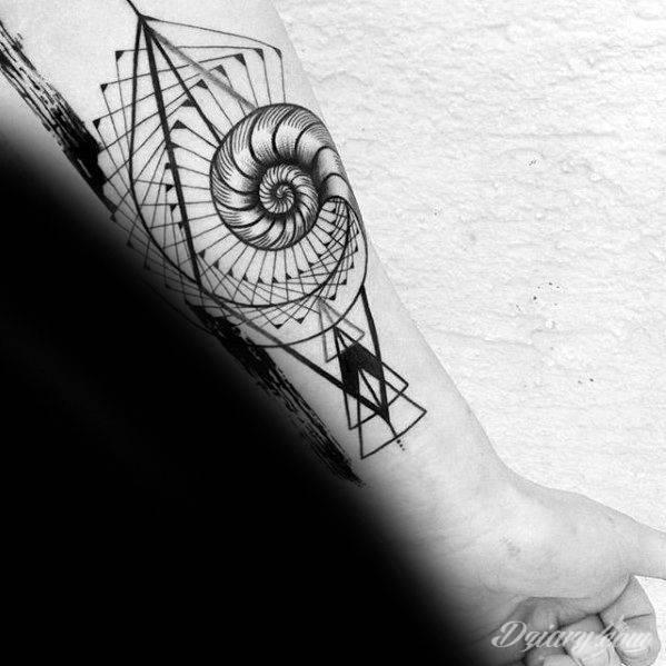 Wzory Tatuaży Geometryczne Inspiracje Z Kategorii Tatuaże