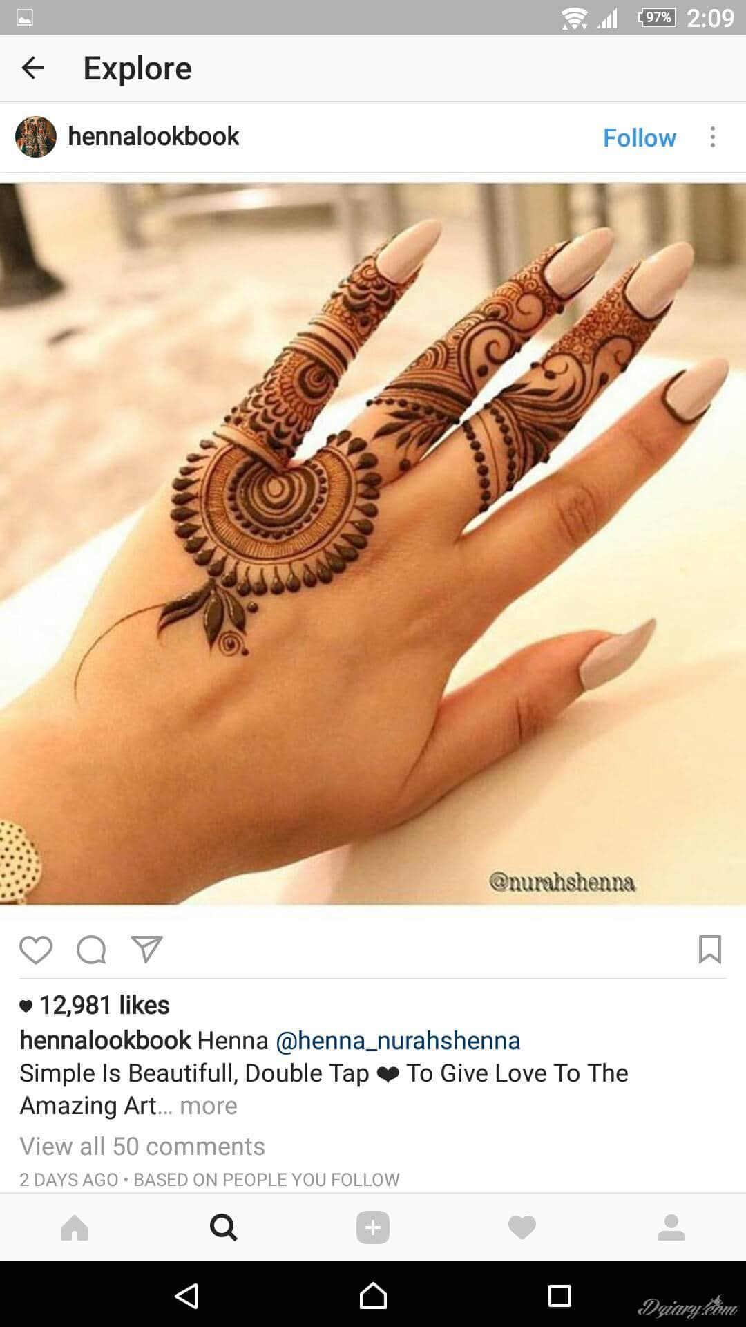 Tatuaż z henny to tymczasowa grafika, która pozostaje na skórze na ok. 2 tygodnie. Ciekawe wzory o różnorodnych formach ekspozycji na ciele mogą być wstępem do realizacji tatuażu permanentnego.