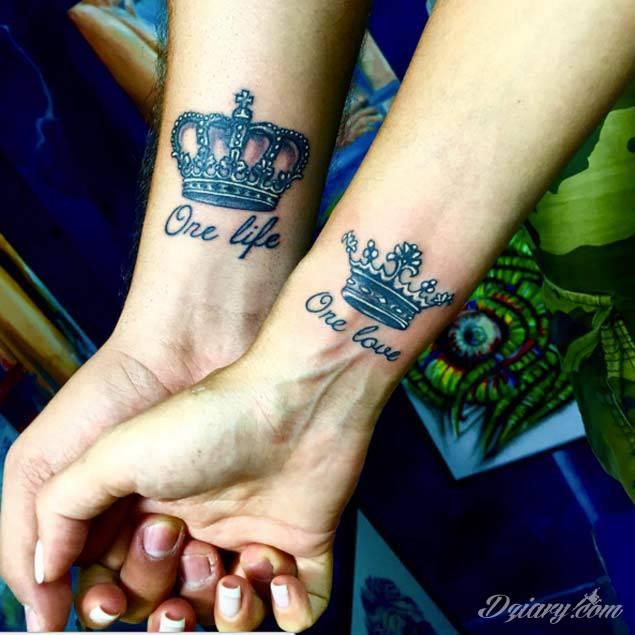 Wzory Tatuaży Miłosne Inspiracje Z Kategorii Tatuaże Miłosne