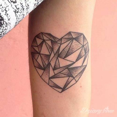 Wzory Tatuaży Serce Inspiracje Z Kategorii Tatuaże Serce