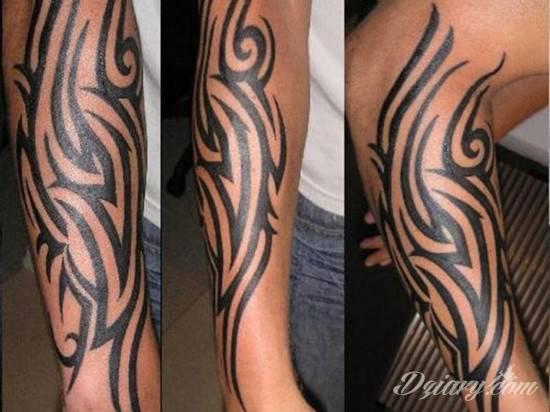 Wzory Tatuaży Tribale Inspiracje Z Kategorii Tatuaże Tribale