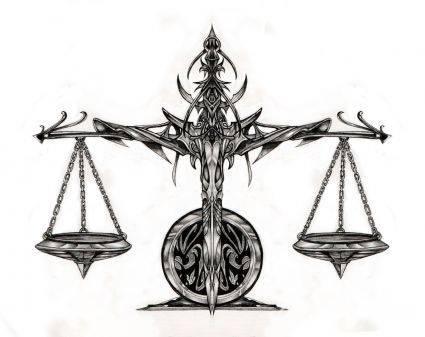 Tatuaż znak zodiaku