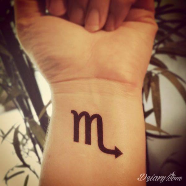 Wzory Tatuaży Znak Zodiaku Inspiracje Z Kategorii Tatuaże