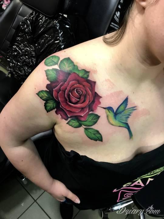 Tatuaż 4h robienia