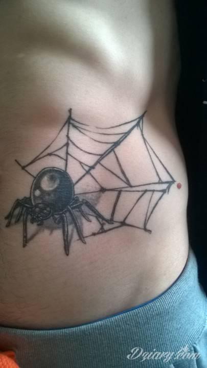 Tatuaż A to mój...