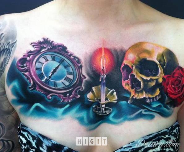 Tatuaż aleee dziarka!!! :O