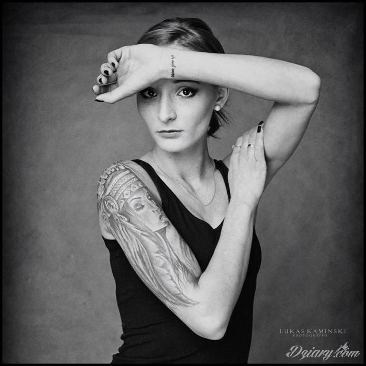 Tatuaż by lukas kaminski