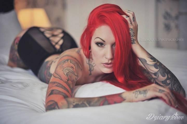 Tatuaż chwila relaxu