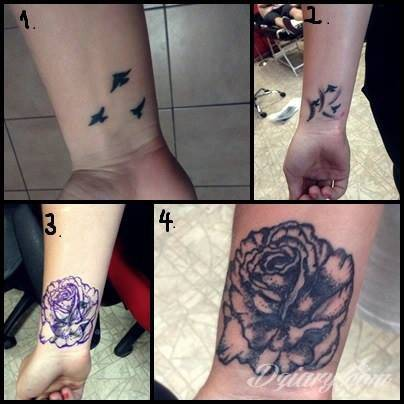 Tatuaż Cover :) ..