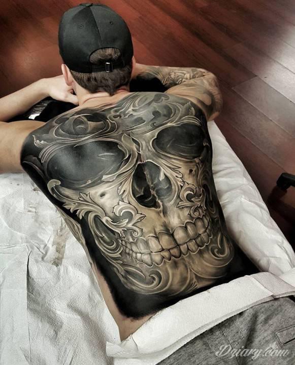 Tatuaż Cover w wykonaniu...