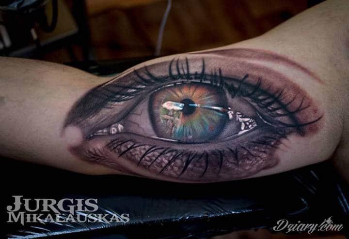 Tatuaż Czy dostrzegasz tym...