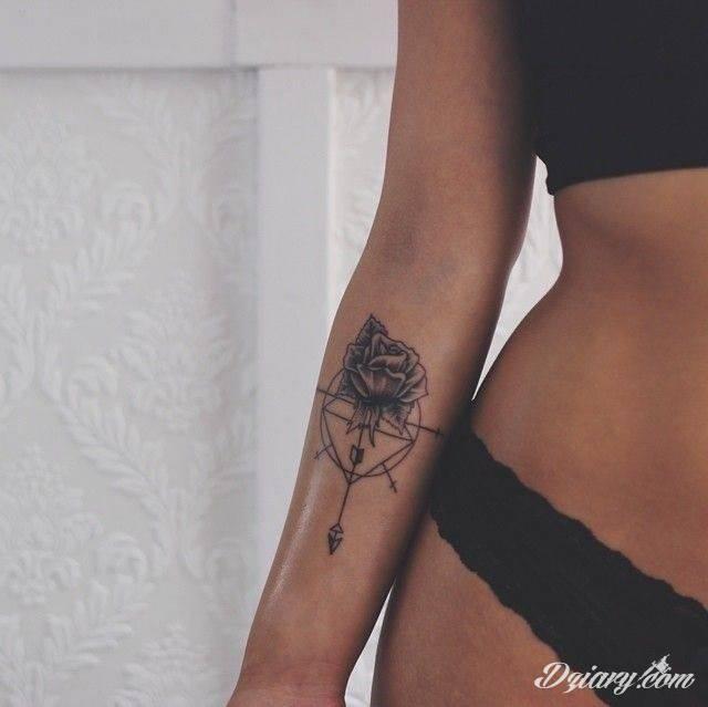 Tatuaż Czy może ktoś...