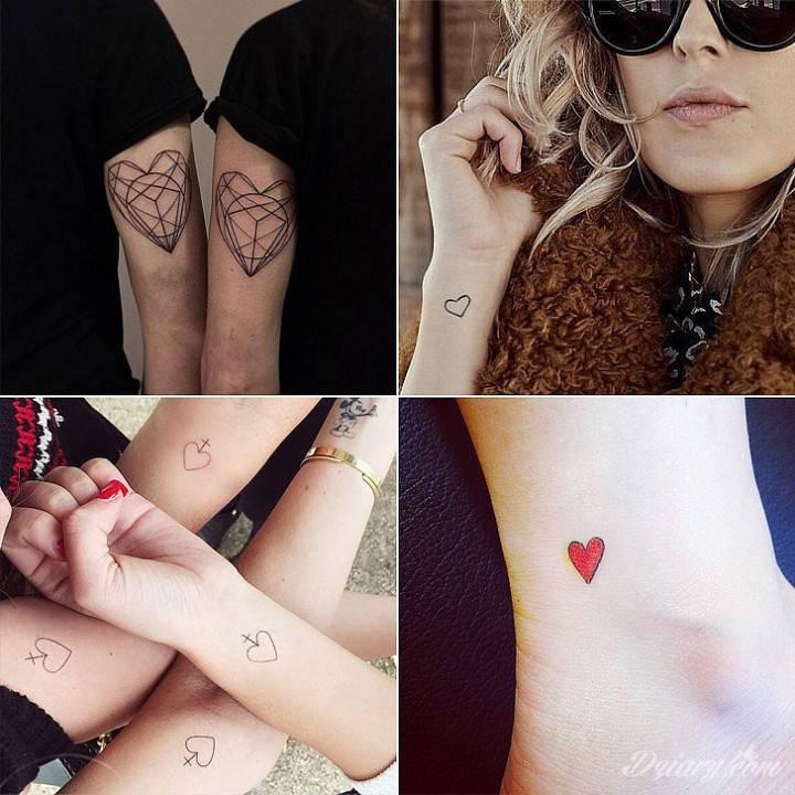 Tatuaż Dla poszukujących..