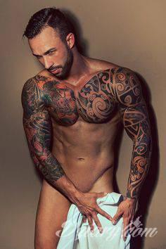 Tatuaż Fantastyczne wykonanie