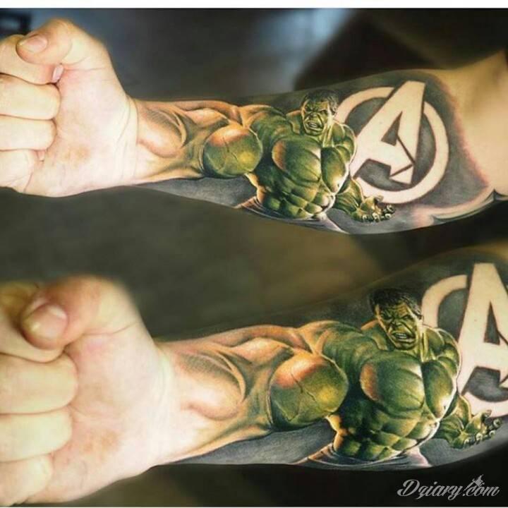 Hulk w wykonaniu Remi Francês
