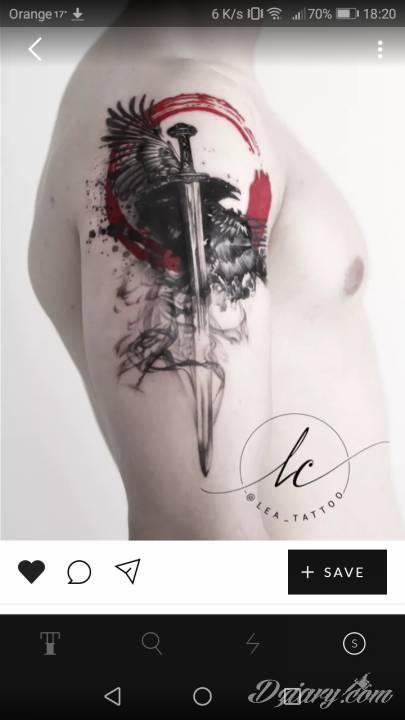 Tatuaż Ile może wynosić...