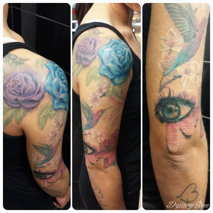 Tatuaż In progress ......