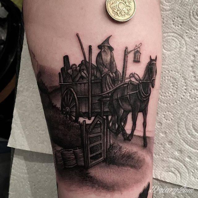 Tatuaż Inspiracje dla fanów...