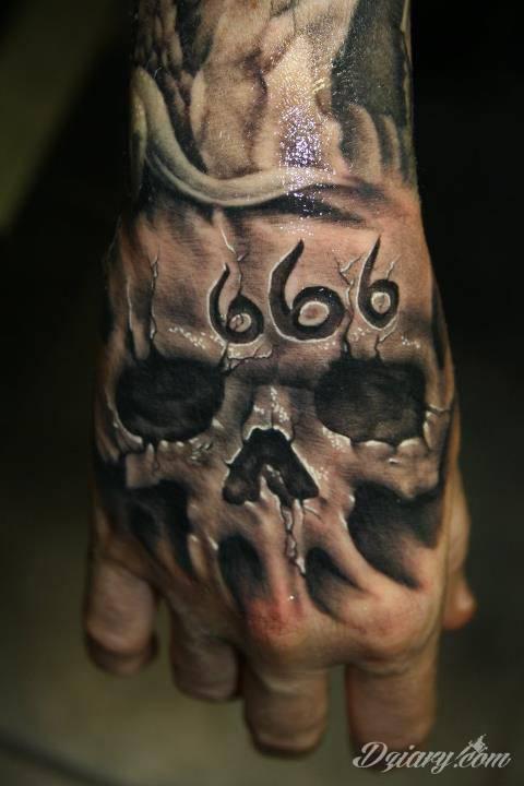 Tatuaż Jeśli pozwolisz swoim...