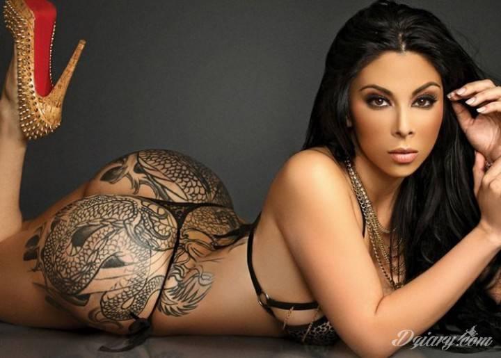 Tatuaż Jest na czym...