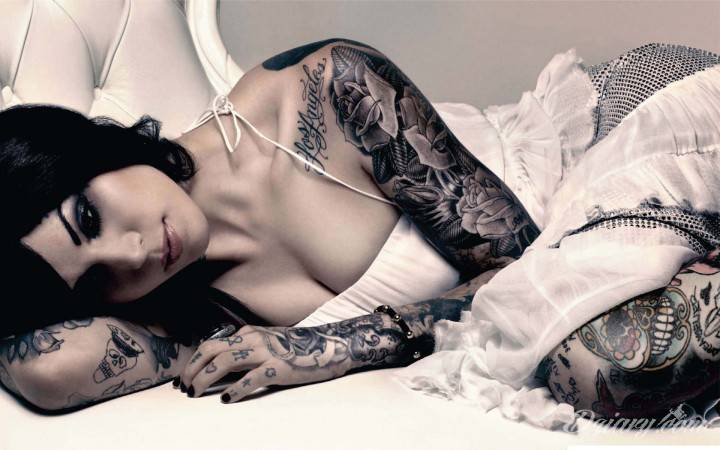 Tatuaż kto odpoczywa ?