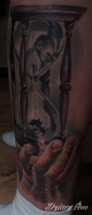 Tatuaż Masz jedno życie,...