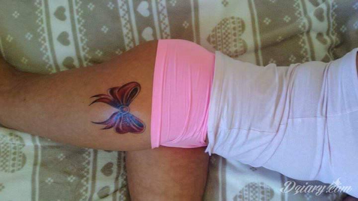 Tatuaż Mój 3 tattoo