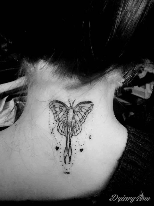 Mój Ukochany Tatuaż Wzór Jest Połączeniem Dwóch