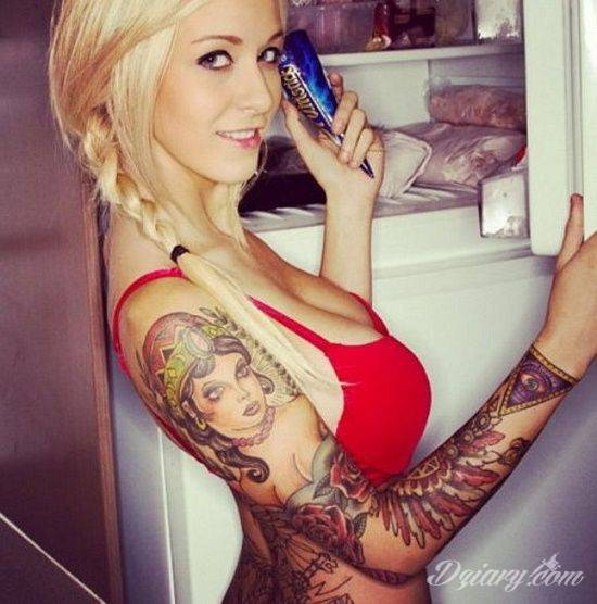 Tatuaż Może loda?