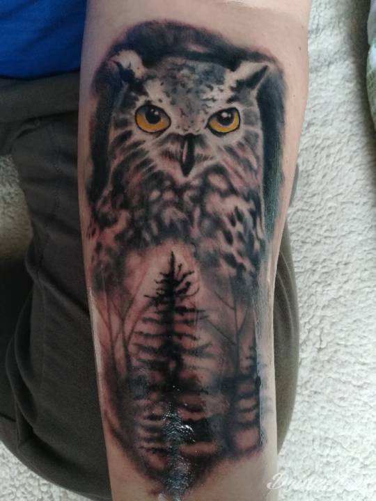 Tatuaż Oceni ktos??