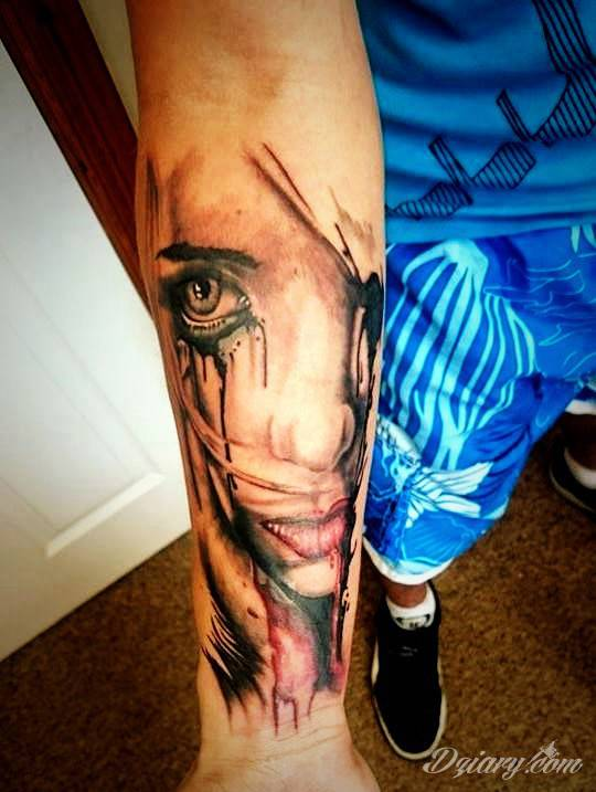 Tatuaż Pierwsze tattoo