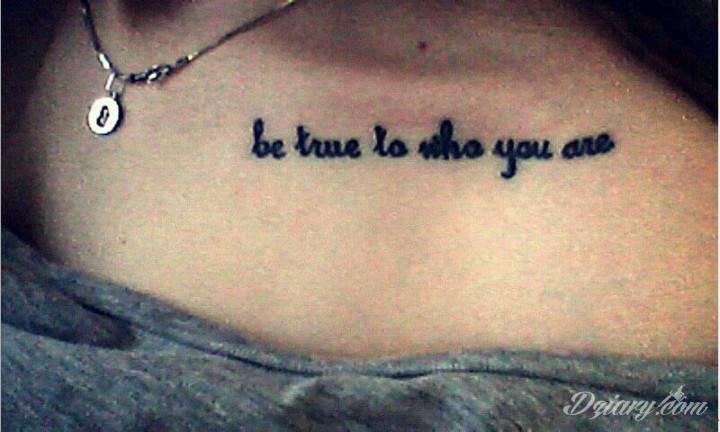Tatuaż Pierwszy tatuaż ^^...