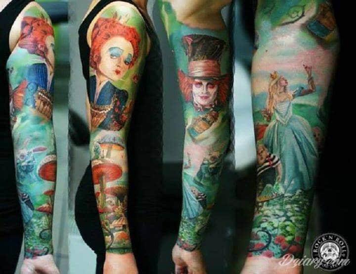 Rocknroll Tattoo And Piercing Katowice Andrey Kolbasi