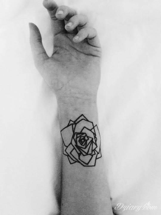 Róża Geometryczna