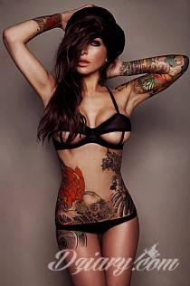 Tatuaż Seksowne tatuaże źródło:...