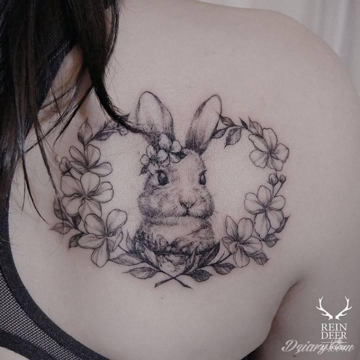 Tatuaż Skacz po świecie...