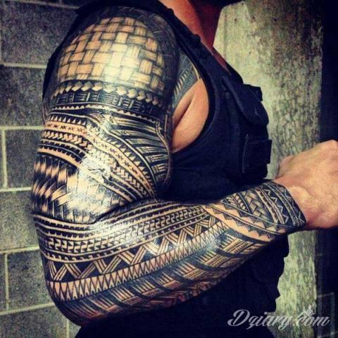 Tatuaż samoański