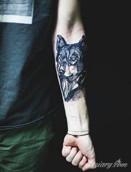 Tatuaże Reka Wzory I Galeria Tatuaży