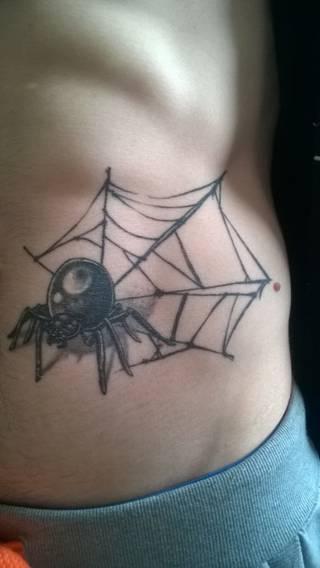 A to mój pajęczak nr 2 ;]